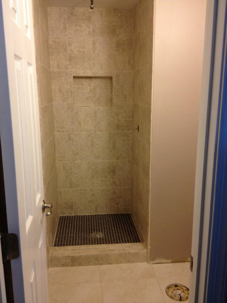 Bathroom Layout Ideas Walk In Shower