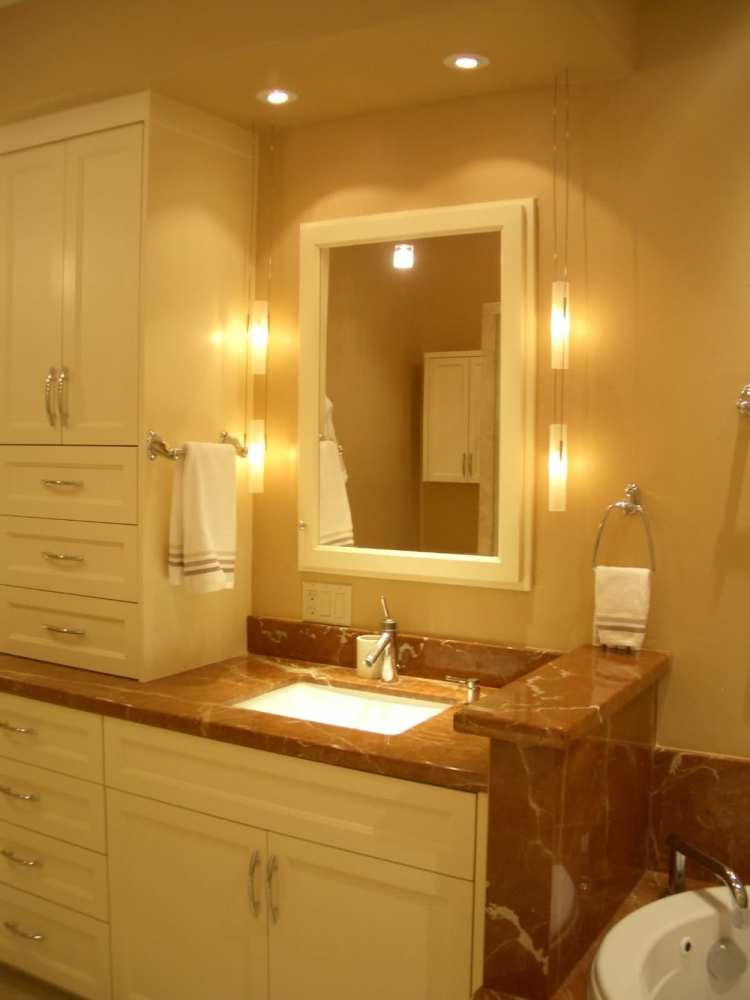 Bathroom Lighting Ideas Diy
