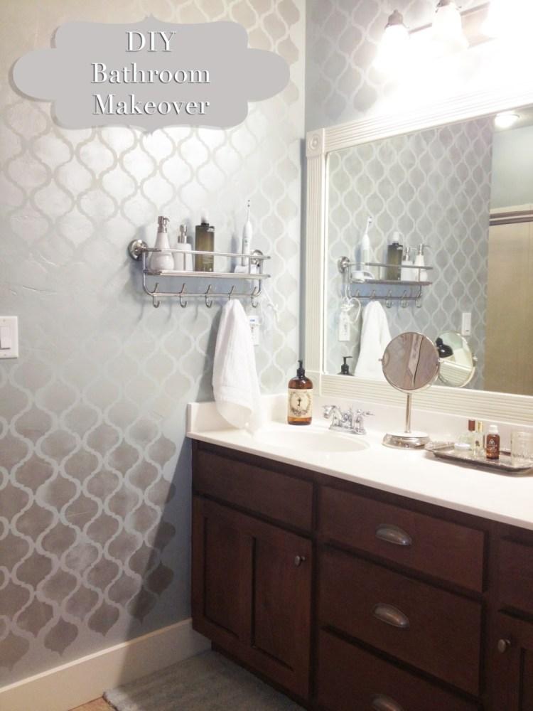 Bathroom Makeover Ideas Blog