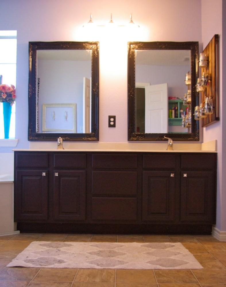 Bathroom Mirror Ideas For Double Sink