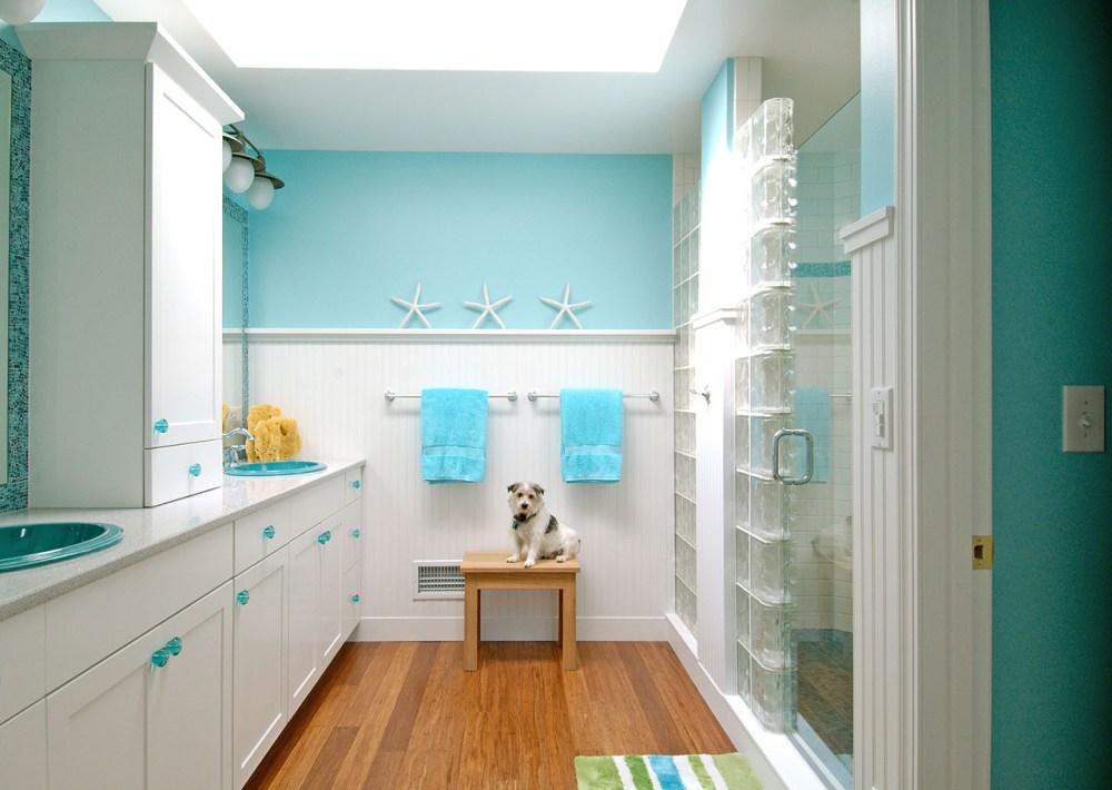 Bathroom Ocean Theme Ideas