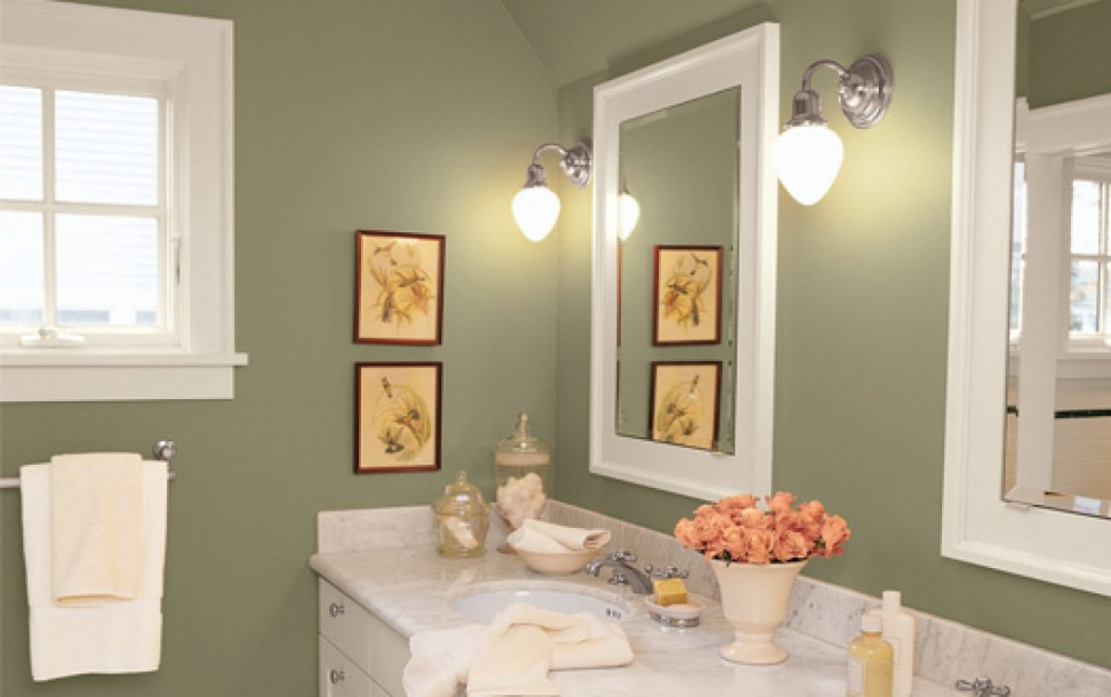 Bathroom Paint Color Ideas 2012