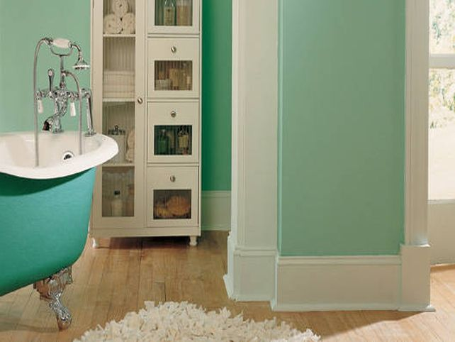Bathroom Paint Color Ideas 2014