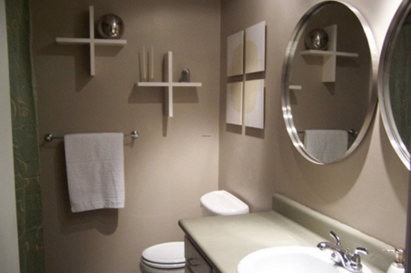 Bathroom Paint Ideas For Small Spaces