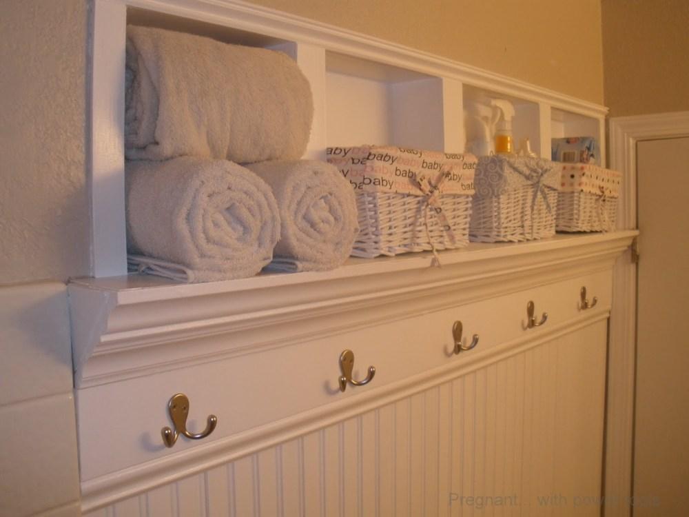 Bathroom Recessed Shelves Ideas