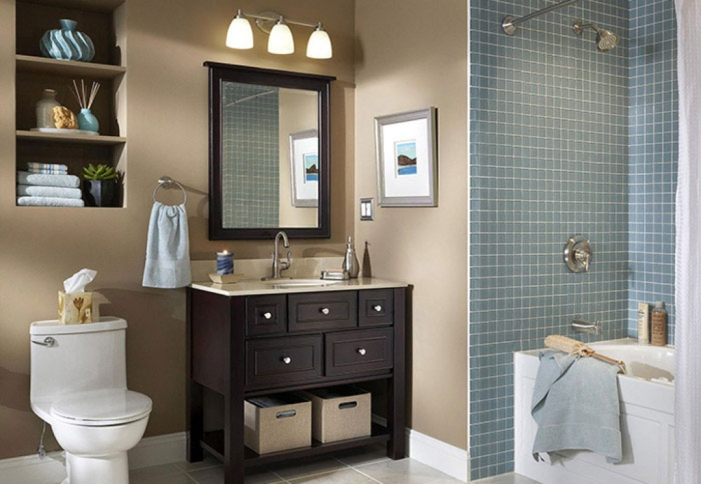 Bathroom Remodel Ideas Lowes