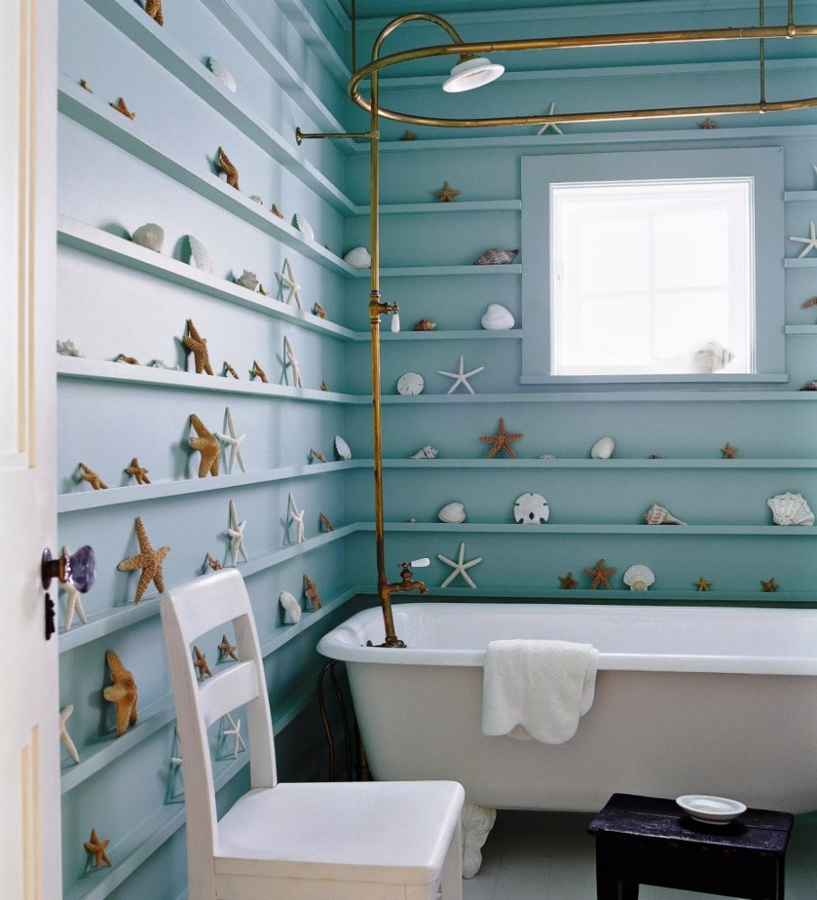 Bathroom Shelving Ideas Home