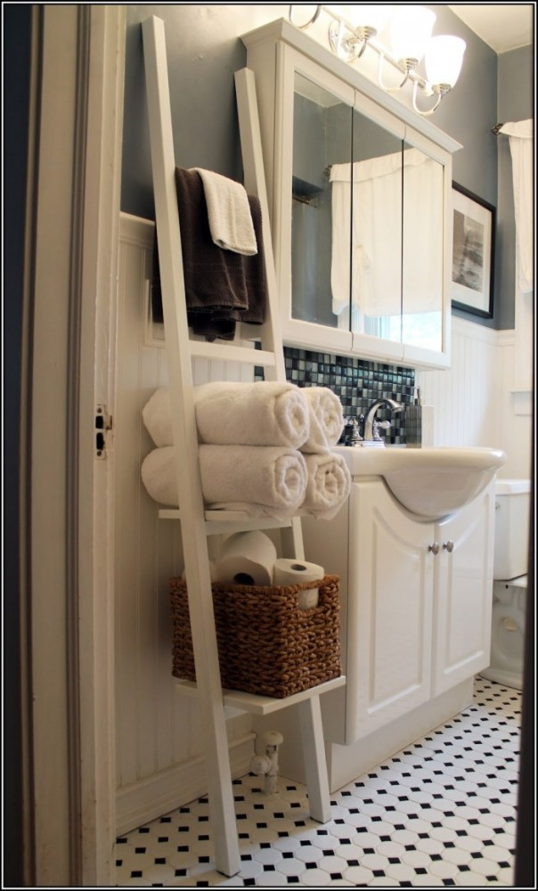Bathroom Shelving Ideas Pinterest
