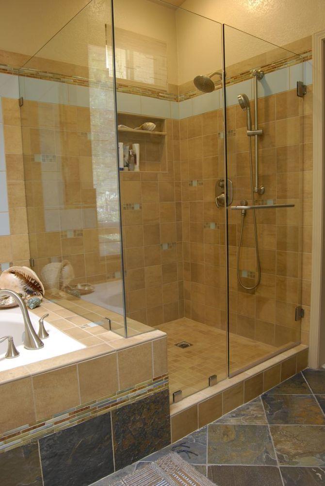 Bathroom Shower Ideas Photo Gallery