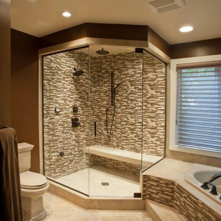 Bathroom Shower Ideas Pinterest
