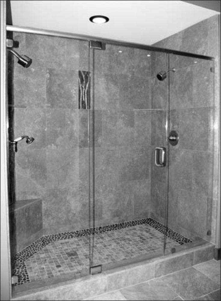 Bathroom Shower Tile Ideas Grey
