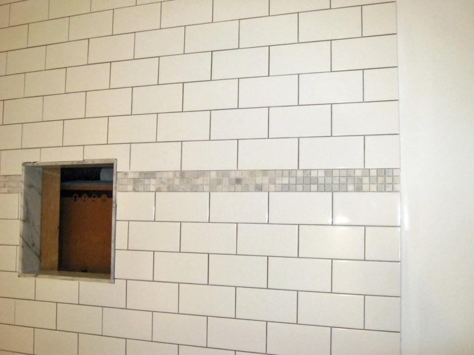 Bathroom Shower Tile Ideas White