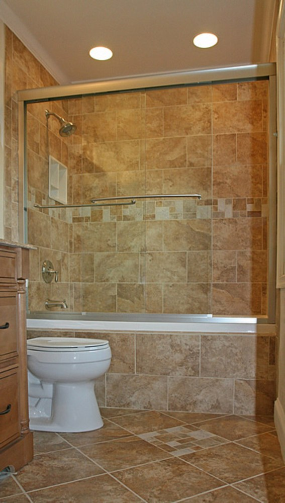 Bathroom Shower Tile Remodeling Ideas
