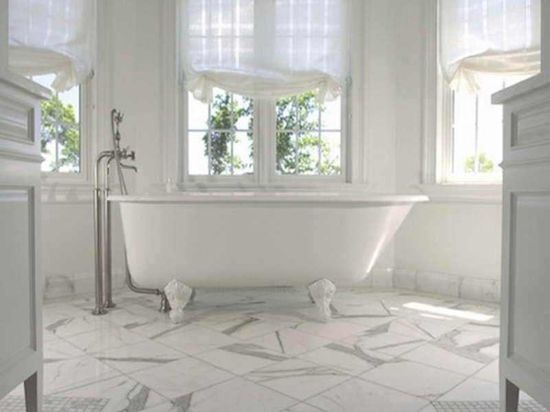 Bathroom Shower Window Treatment Ideas