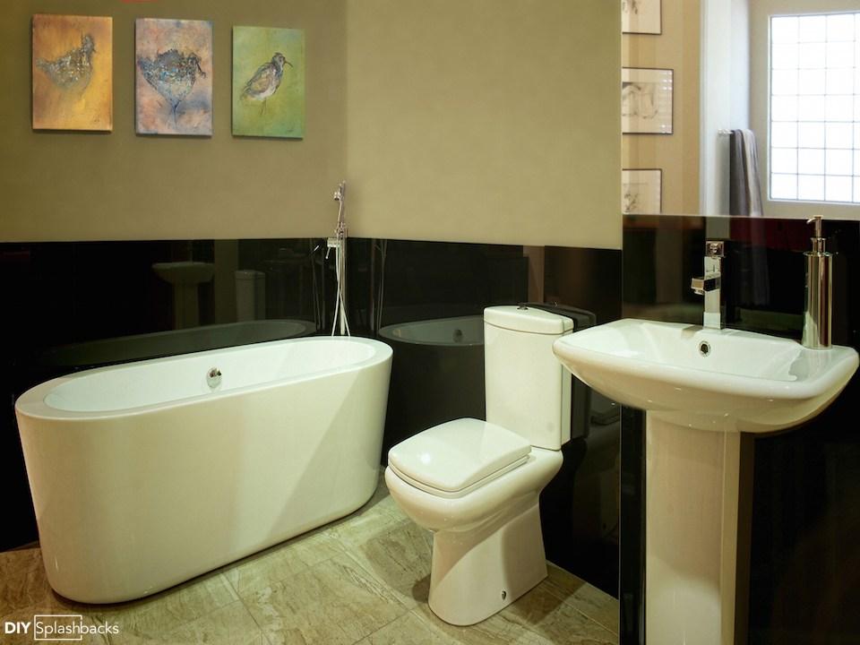 Bathroom Sink Splashback Ideas