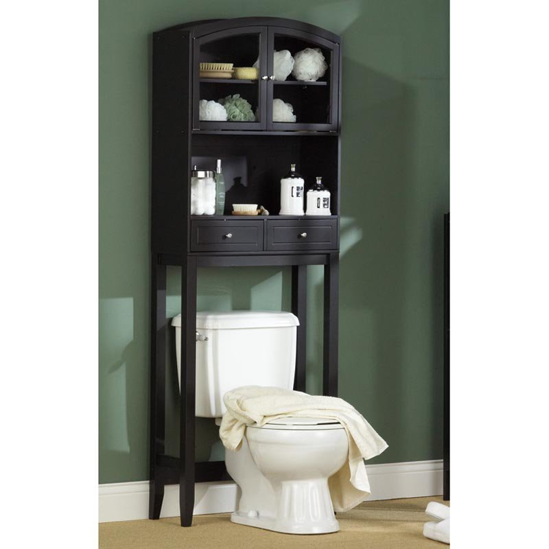 Bathroom Space Saver Decorating Ideas