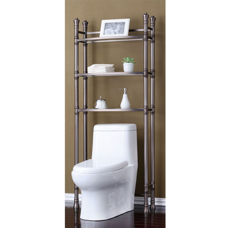 Bathroom Space Saver Over Toilet Ideas