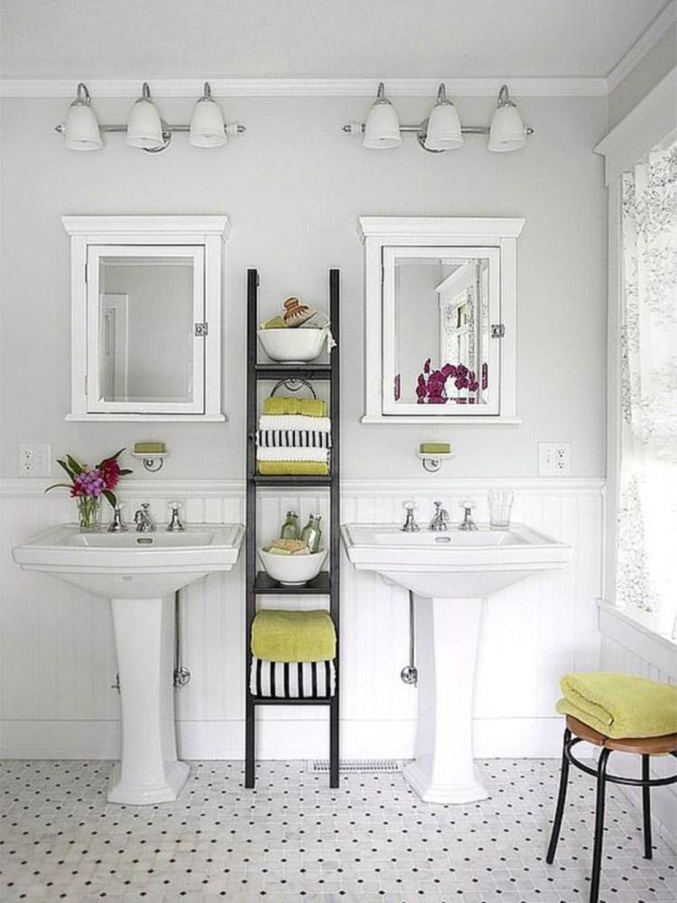 Bathroom Storage Ideas For Tiny Bathrooms