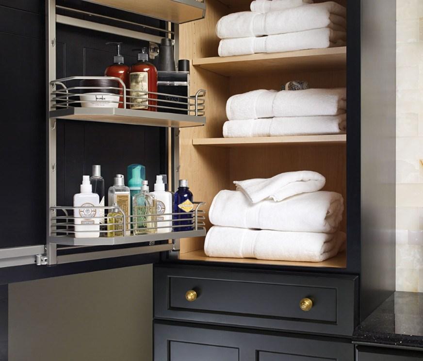 Bathroom Storage Shelves Ideas