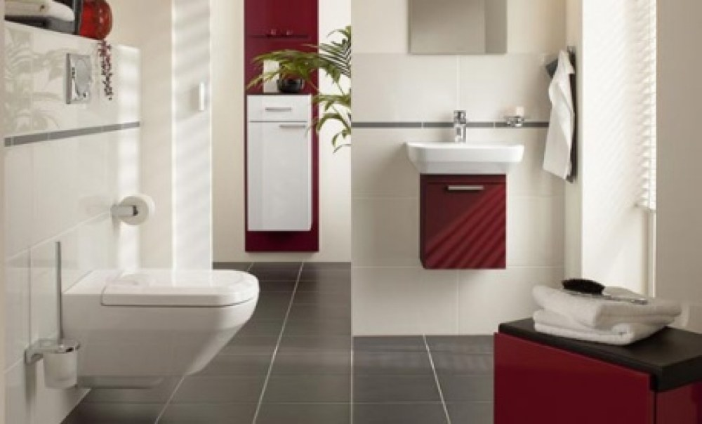 Bathroom Tile Color Scheme Ideas