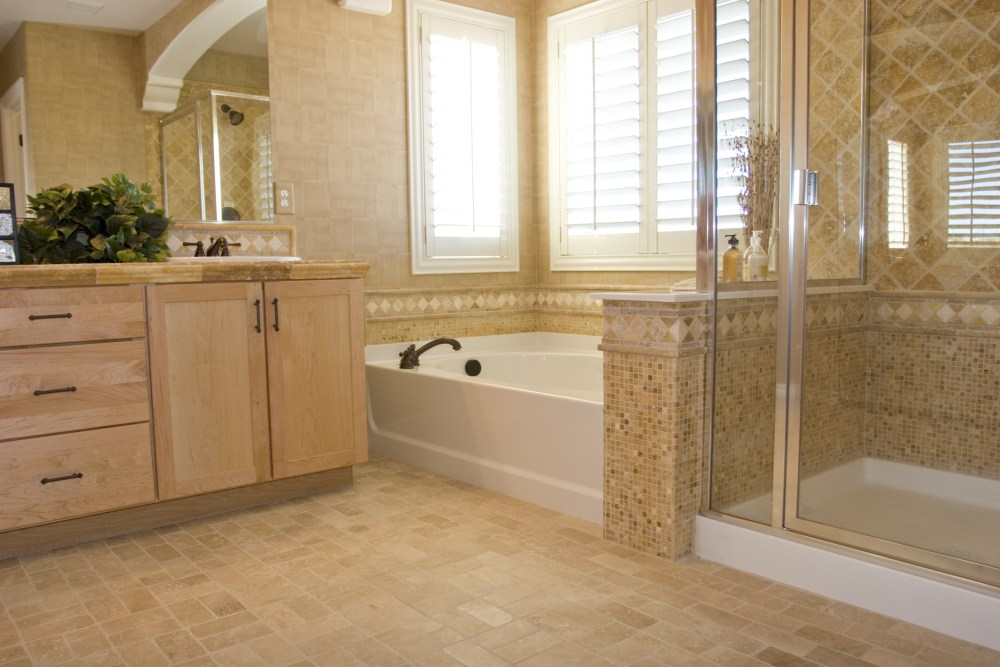 Bathroom Tile Design Ideas On A Budget