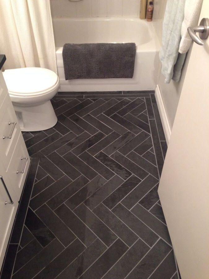 Bathroom Tile Floor Ideas Pinterest