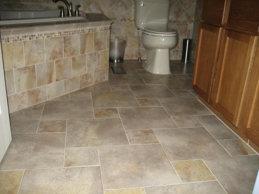 Bathroom Tile Ideas Floor
