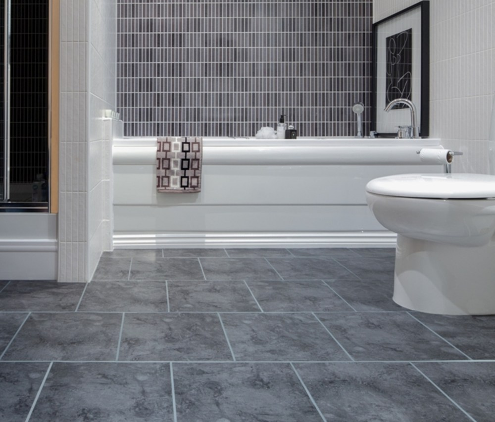 Bathroom Tile Ideas Gray