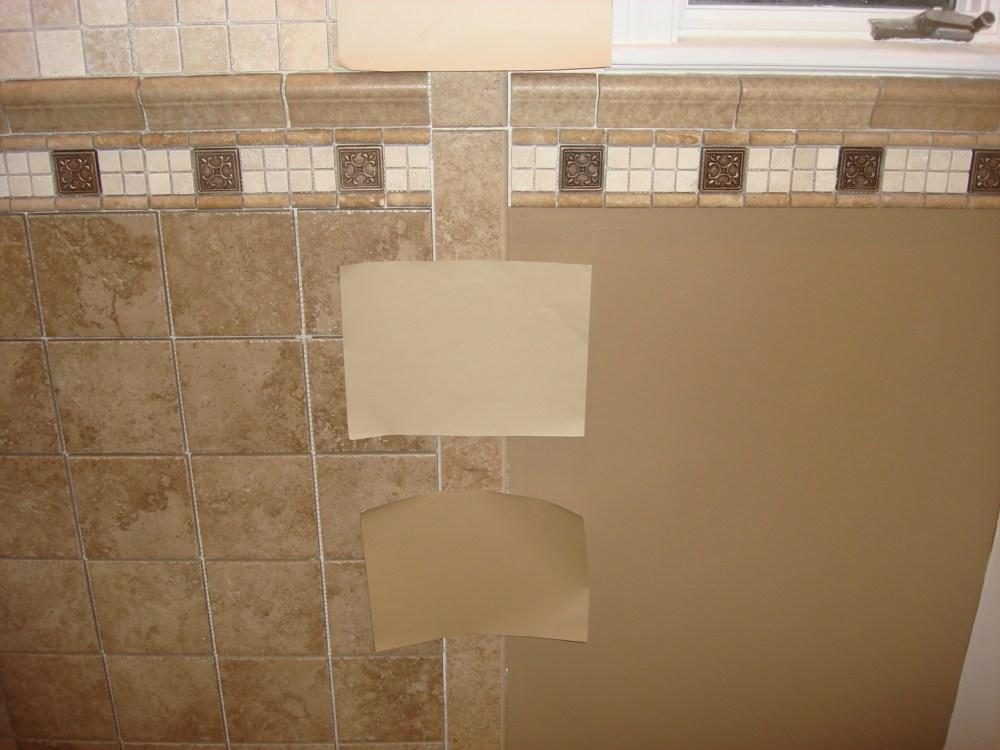 Bathroom Tile Painting Ideas