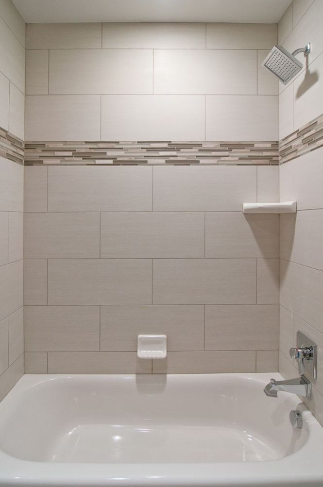 Bathroom Tile Trim Ideas