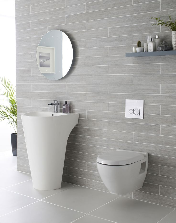 Bathroom Tiles Ideas Grey