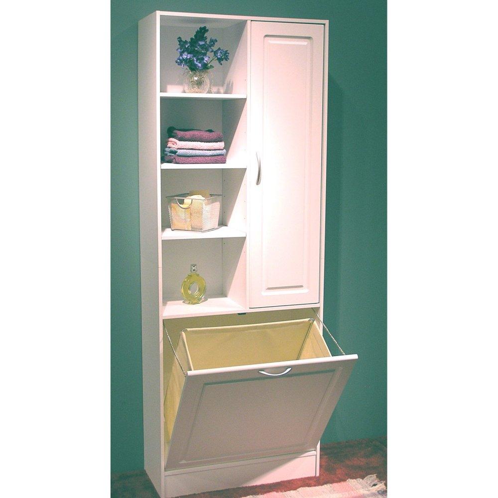 Bathroom Towel Cabinet Ideas