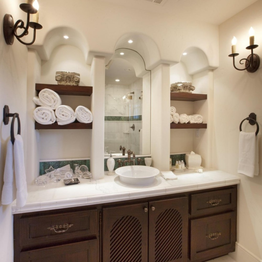 Bathroom Towel Hanging Ideas