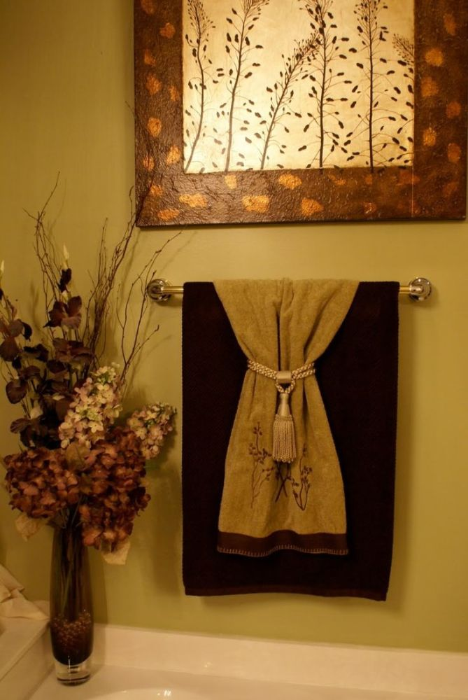 Bathroom Towel Ideas