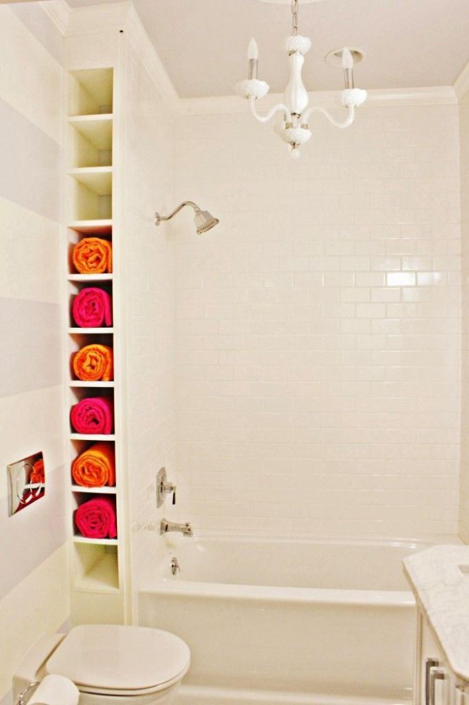 Bathroom Towel Storage Ideas Pinterest
