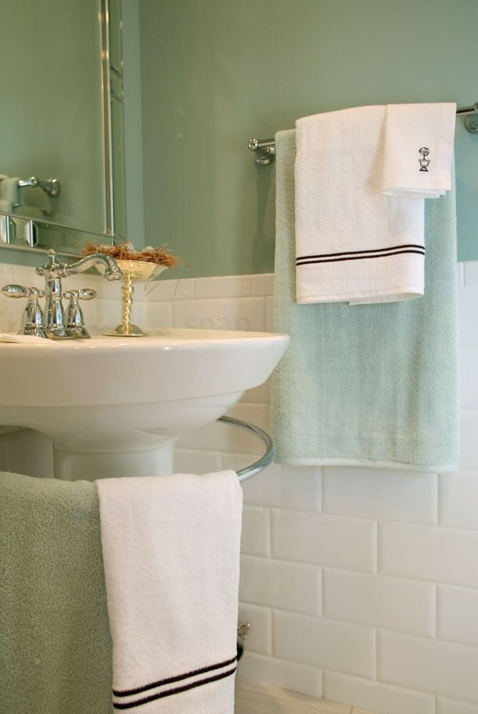 Bathroom Trim Ideas