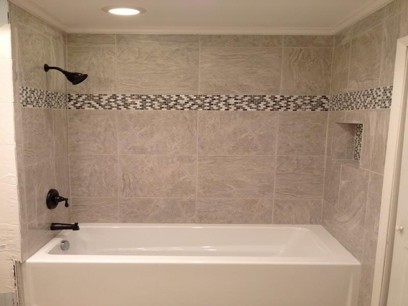Bathroom Tub Tile Design Ideas