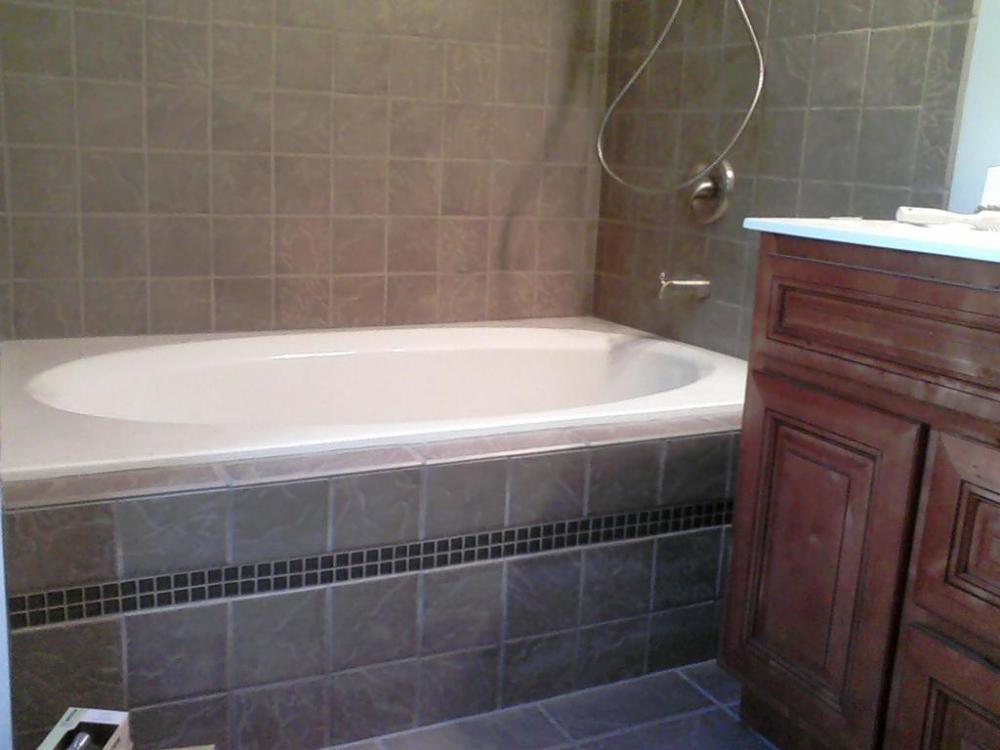 Bathroom Tub Tile Designs