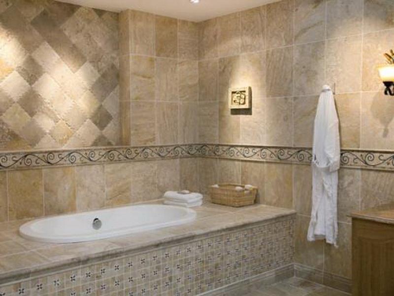 Bathroom Tub Tile Ideas Pictures