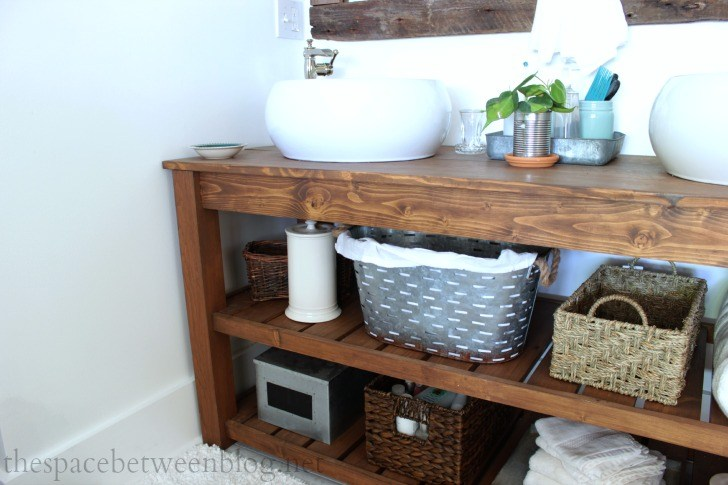 Bathroom Vanity Diy Ideas