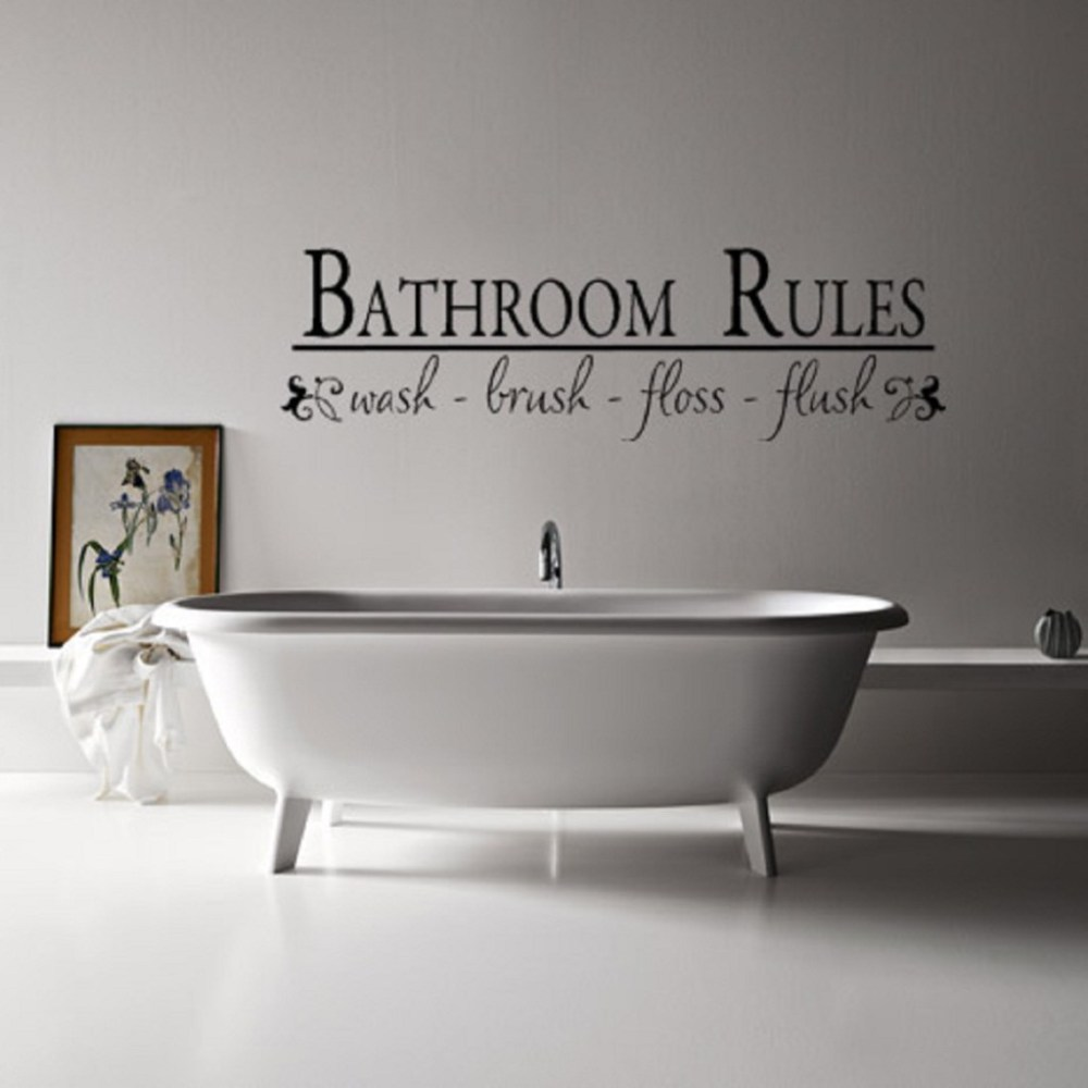Bathroom Wall Decor Images