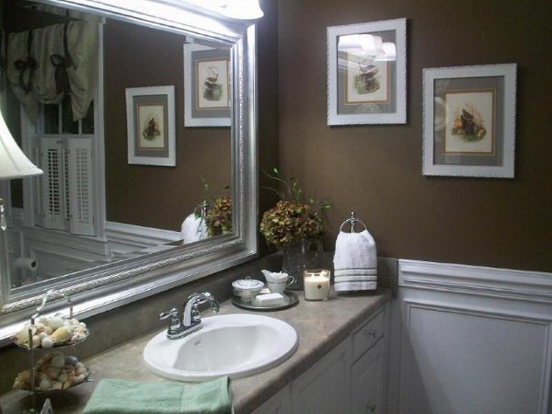 Bathroom Walls Decor