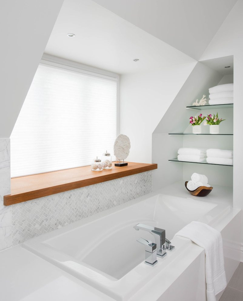 Bathroom Window Sill Ideas