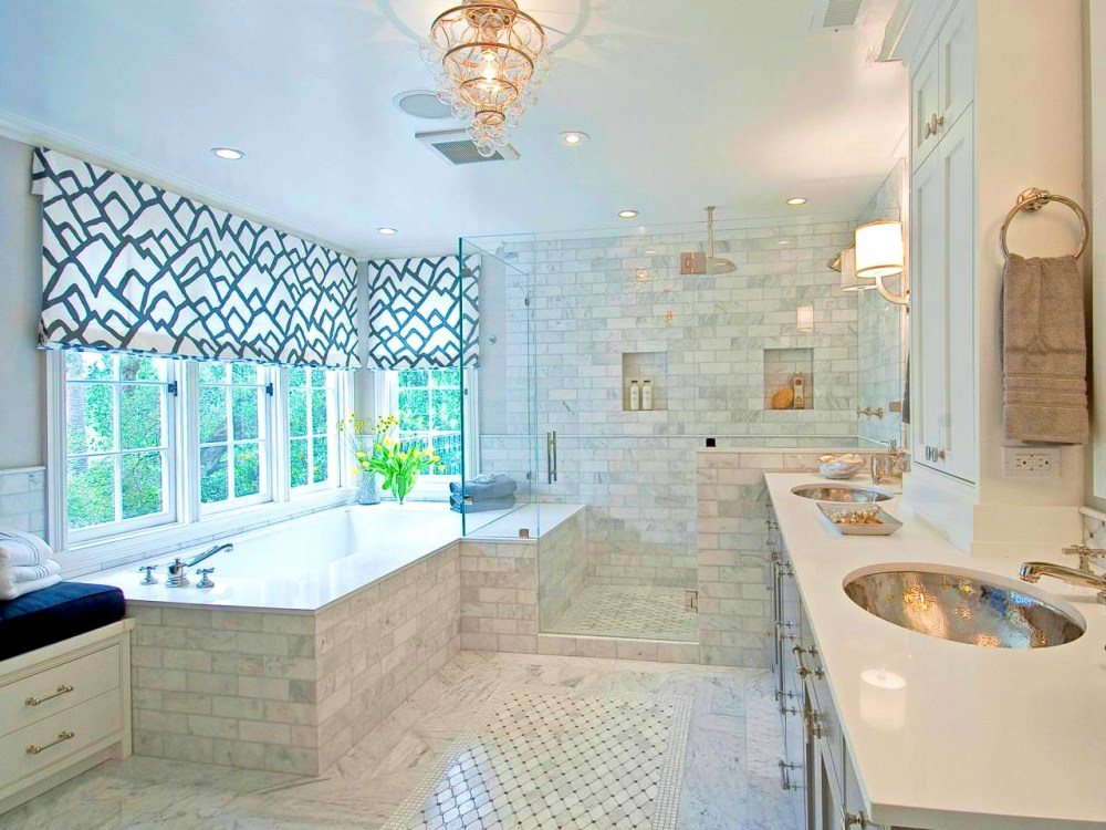 Bathroom Window Treatment Ideas Pictures