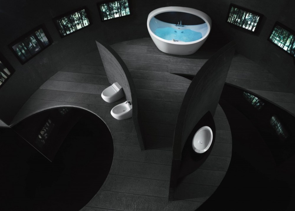 Batman Bathroom Ideas