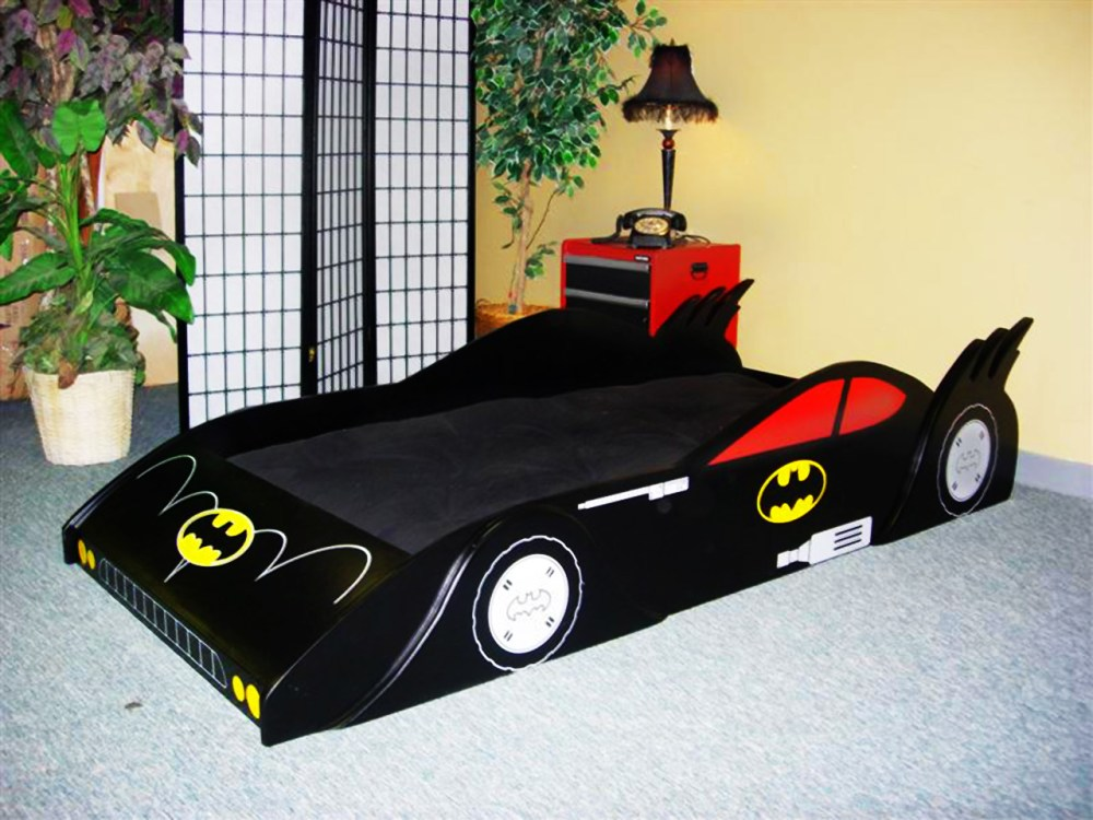Batman Twin Bed Frame