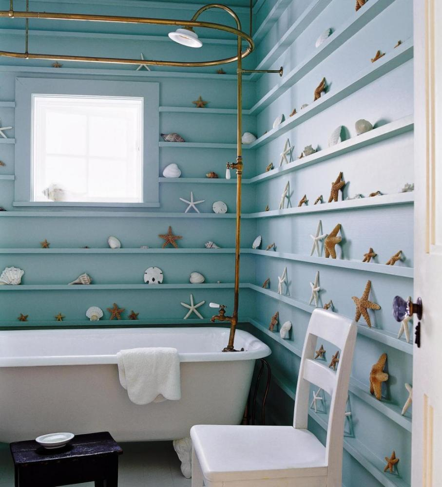 Beach Bathroom Ideas Decorating