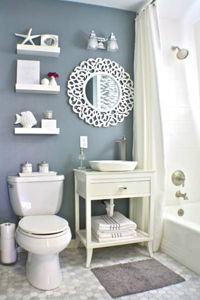 Beach Bathroom Ideas Photos