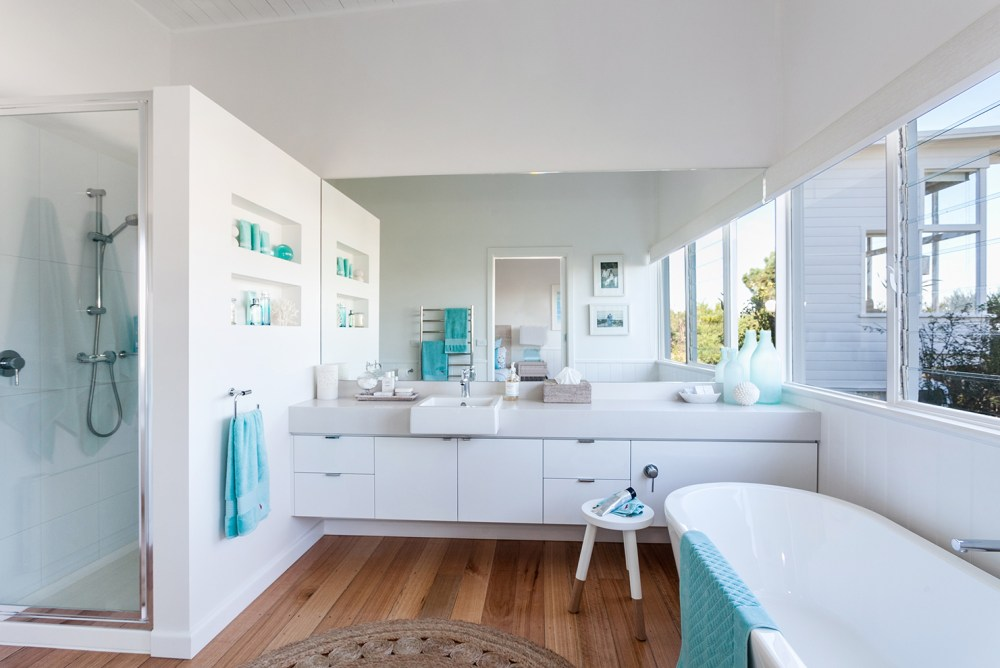 Beach House Bathroom Ideas Pictures