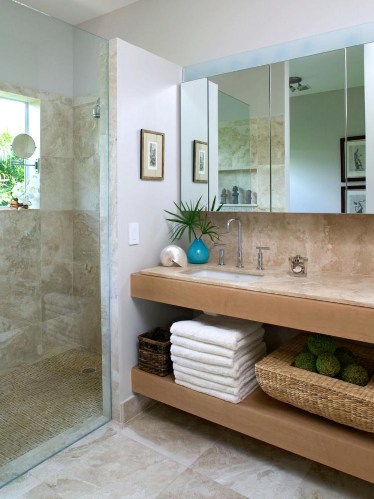 Beach Themed Bathroom Design Ideas